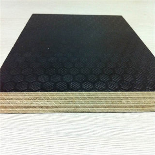 Black Anti-slip Film Faced Plywood