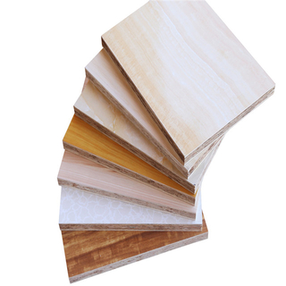 6/9/12/18mm Melamine Plywood